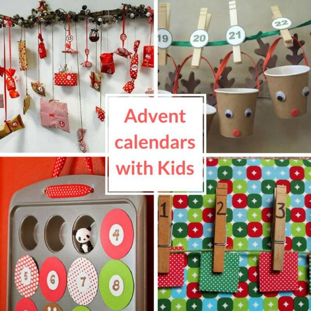 Christmas Ideas For Toddlers.Advent Calendars Children Will Love Childdiary