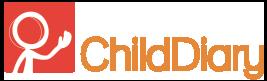 ChildDiary logo header retina mobile