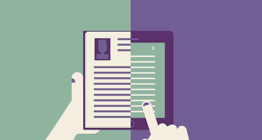 Portfólio digital vs Portfólio em papel - Qual o melhor?