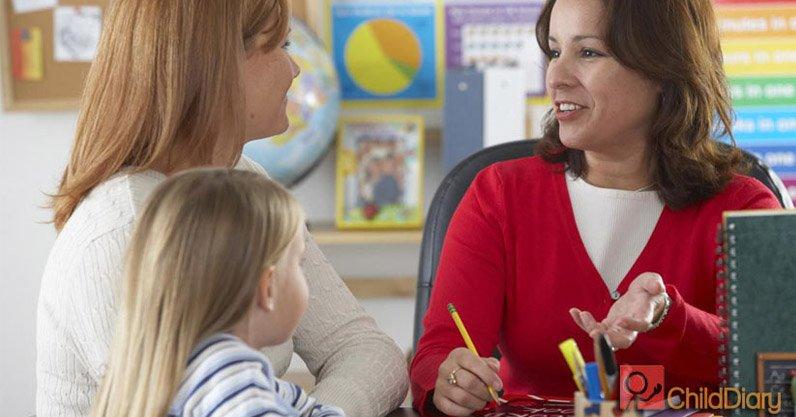 Dicas para facilitar o regresso à rotina escolar - A interagir com os pais