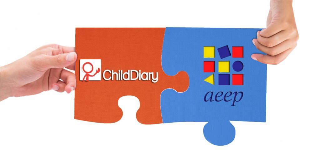 Parceria entre ChildDiary e AEEP - Juntando as peças