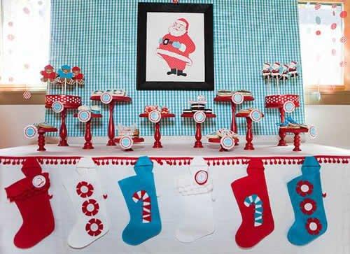 3 dicas para uma festa de Natal com crianças - Decoração natalícia