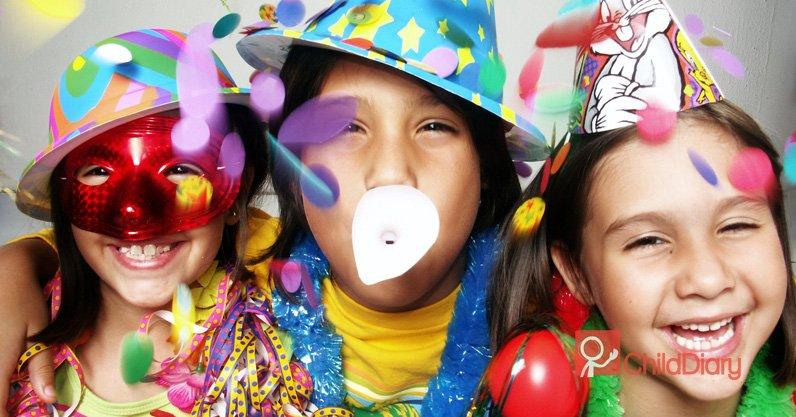 Atividades, livros e máscaras de Carnaval para crianças de todas as idades - Festa de carnaval