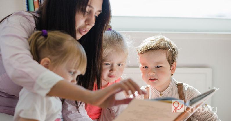 Um olhar sobre alguns modelos pedagógicos em educação de infância - interação pequeno grupo