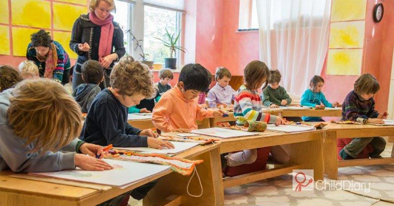 Um olhar sobre alguns modelos pedagógicos em educação de infância - Waldorf