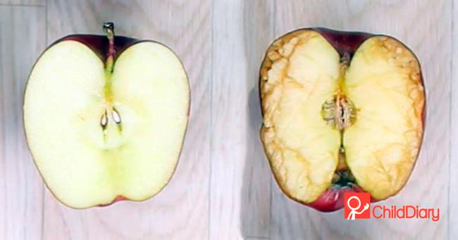 A maçã e o bullying - Atividade com a maça