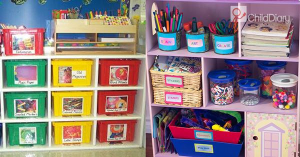 3 sugestões para explorar arte em creche e pré-escolar - Tudo no lugar certo - ChildDiary