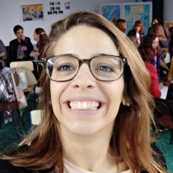 Vanessa Biléu - criadora da ChildDiary