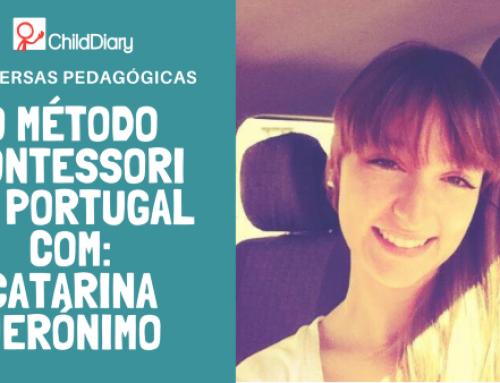Conversas Pedagógicas #8: O Método Montessori em Portugal com Catarina Jerónimo