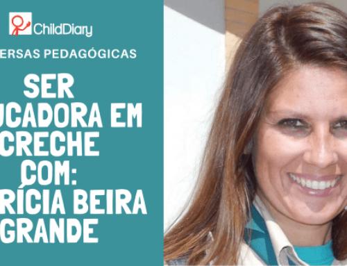 Conversas Pedagógicas #10 – Verdades e Mitos Sobre o Trabalho em Creche com: Patricia Beira Grande