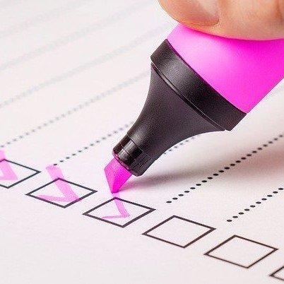 checklist segurança social creche