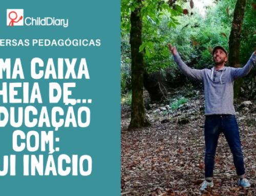 Conversas Pedagógicas #11 – Uma Caixa Cheia de… Educação de Infância com: Rui Inácio