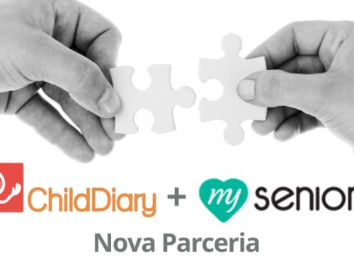 Nova Parceria: ChildDiary e MySenior