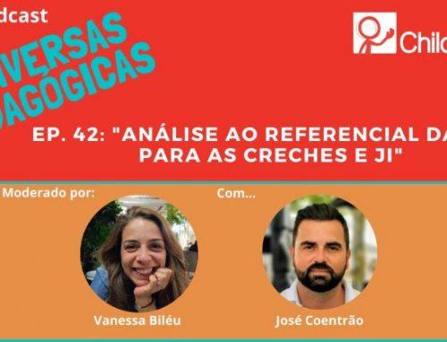 Análise ao Referencial da DGS para Creches e JI com José Coentrão