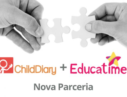 Nova Parceria: ChildDiary e Educatime