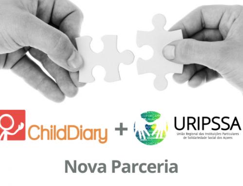 Nova Parceria: URIPSSA e ChildDiary