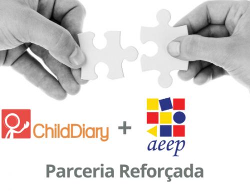 Parceria Reforçada: AEEP e ChildDiary